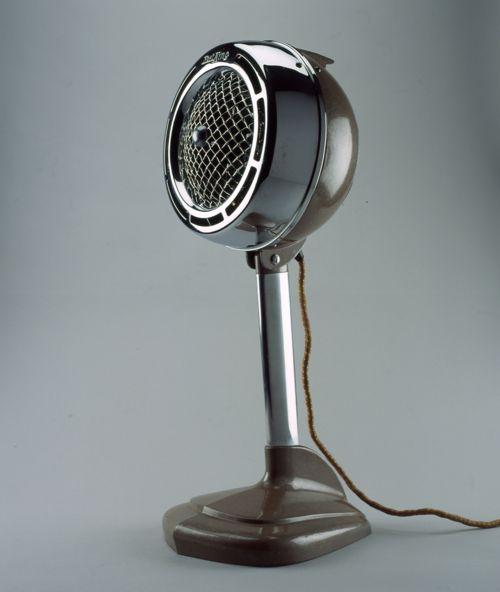 Heat King Fan Heater C 1948 Vintage Electric Appliance