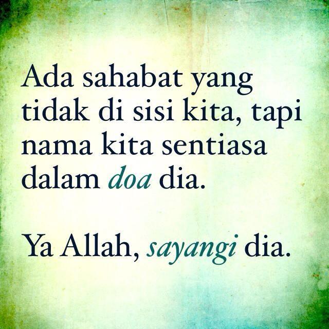 Kata Kata Islami Tentang Sahabat