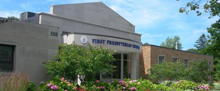 First Presbyterian Church, Grand Haven, MI