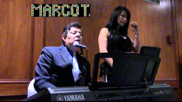 My Way- Organista Cantante en Bogotá - Marco T. Artista Tel: 3164714211
