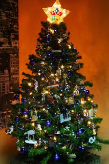 62 Best Images About Fantasy Themed Christmas Trees On Pinterest
