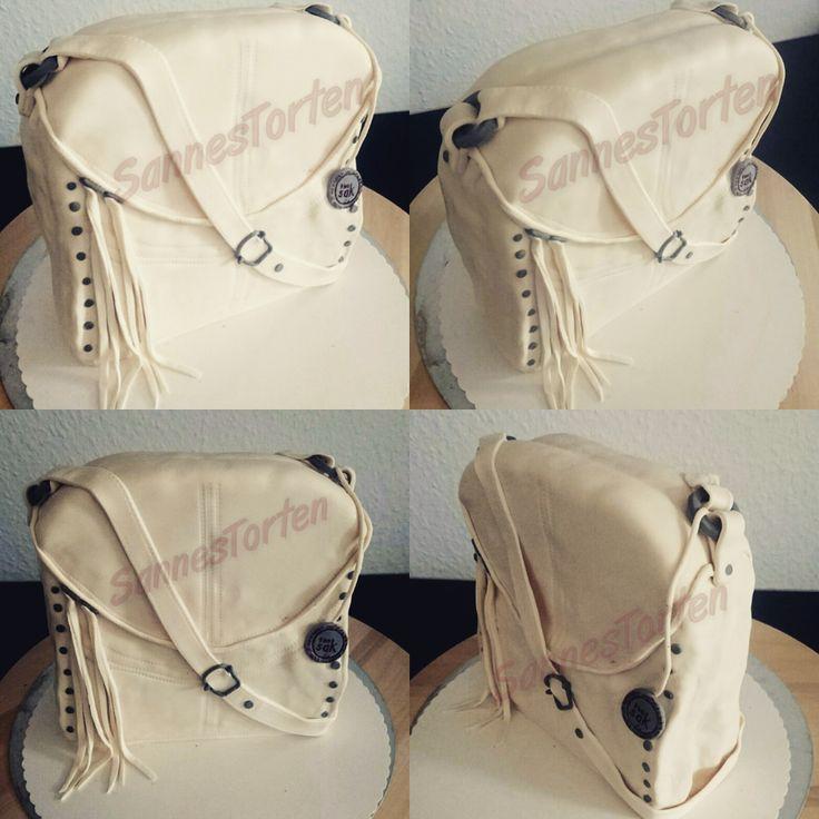 Handbag Handtasche Kuchen Cake