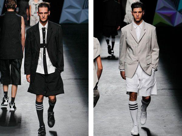 Y-3 colección primavera verano 2013 NY Fashion Week (2)