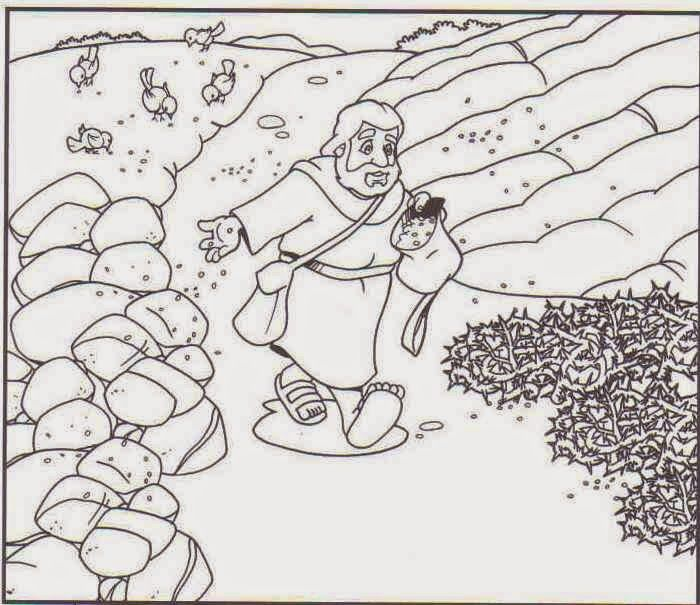 17 best children 39 s ministry parables images on pinterest for Parable of the rich fool coloring page
