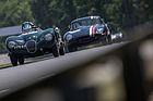 Die Jaguar-Classic-Challenge 2016 zeigt in ihrem zweiten Jahr einen sehr interessanten Markenpokal für historische Jaguar-Modelle vor 1966. Jeweils zwei bis drei Dutzend Fahrzeuge tragen echte Rennen aus, dieser Bericht zeigt die Autos anlässlich der Le Mans Classic und auf dem Nürburging am Oldtimer Grand Prix auf rund 100 Bildern. In diesem Artikel finden Sie Informationen über folgende Fahrzeuge: Jaguar E-Type  1963, Jaguar D-Type  1956.  Veranstaltungen: Jaguar Challenge 2016.