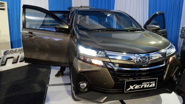 Authorized Dealer Daihatsu Grand New Xenia 2019 Mobil Mpv
