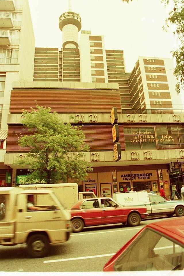 Hillbrow, Pretoria Street.