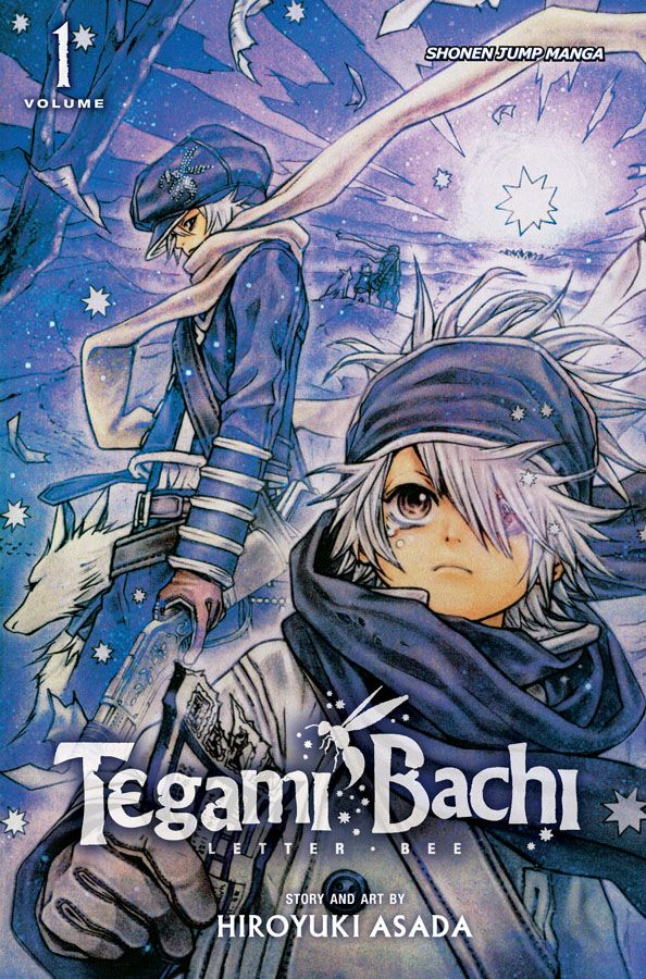 Tegami Bachi Letter Bee Anime ENGSub