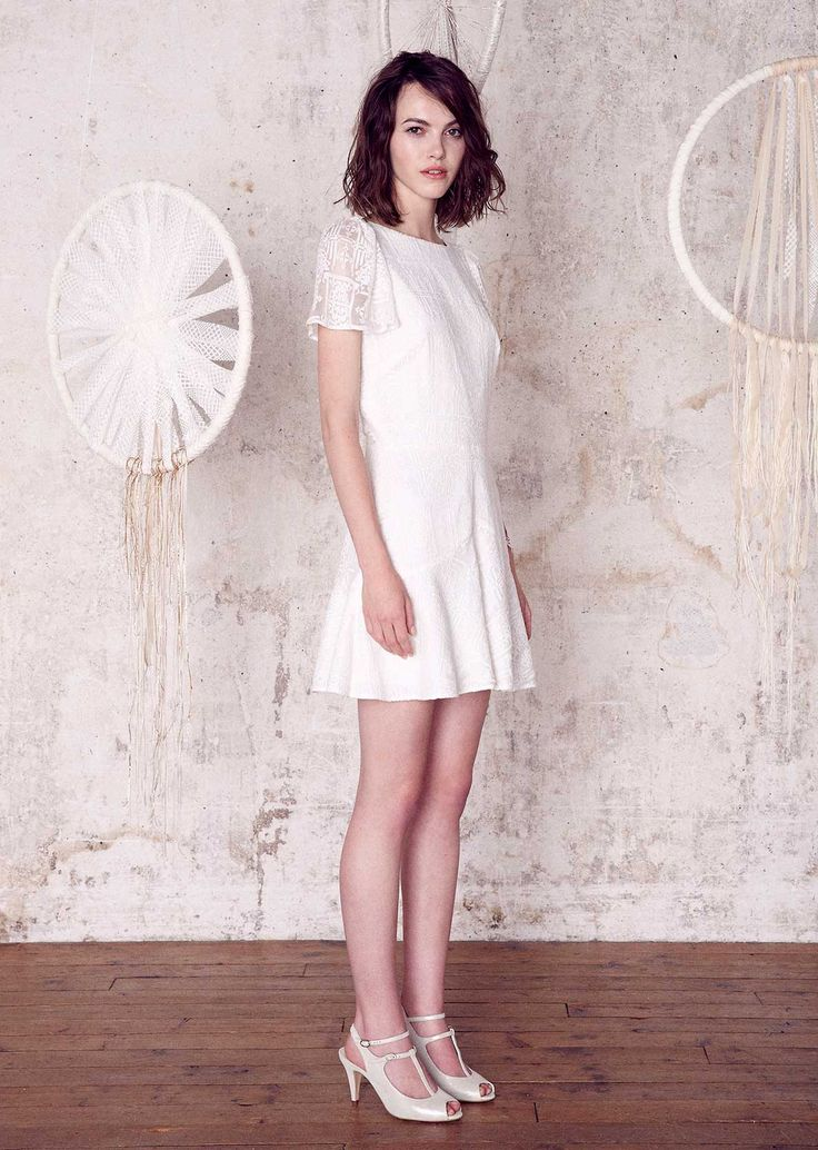 sessn parisian inspired blog mariage event styling - Complicit Mariage Robe Cocktail