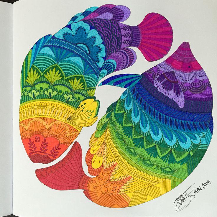 33 Best Images About Millie Marotta Art I Love On Pinterest