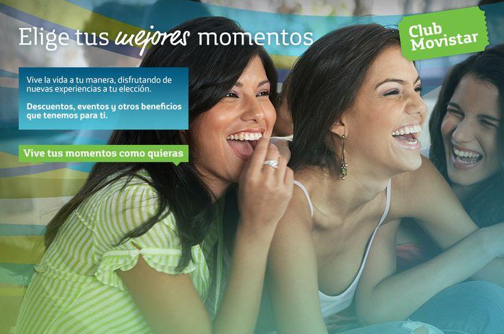 Club Movistar - Inicio