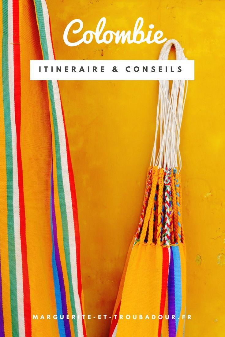 Voyage en Colombie : itinéraire, conseils et budget - Marguerite et Troubadour