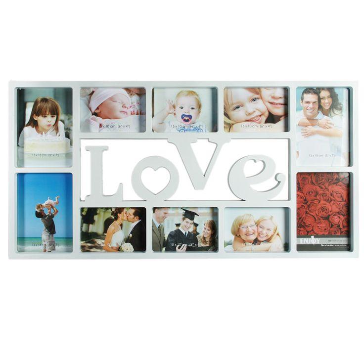 #kalp #love #beyaz #hediyelik #kütahyaporselen #çerçeve #sevgi