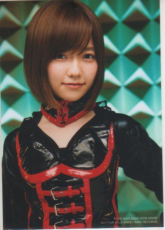 AKB48 鈴懸なんちゃら 通常版特典写真 島崎遥香