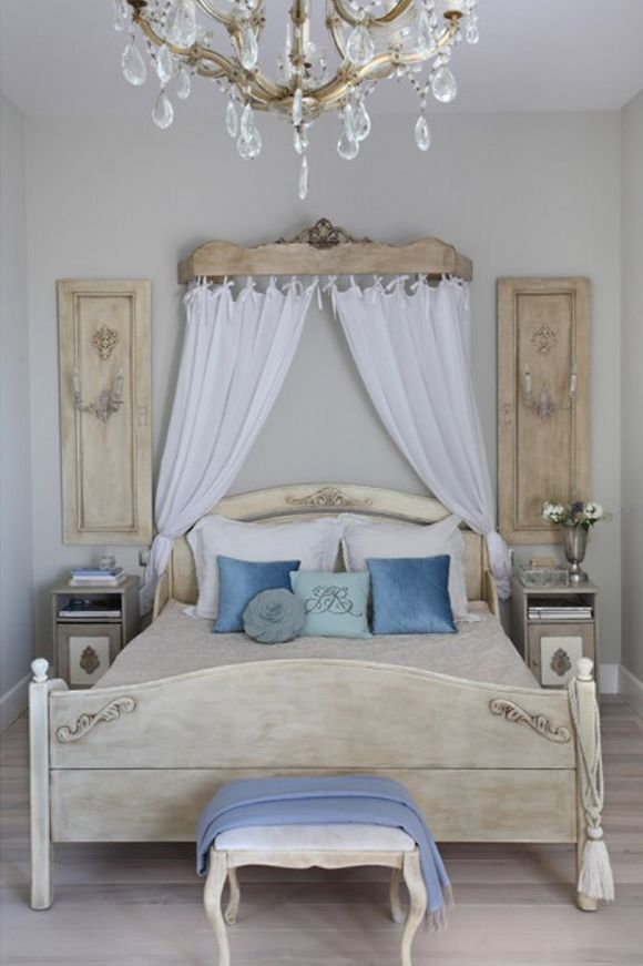 Provencal Style Home in Poland | Lovely Clusters - http://www.lovelyclustersblog.com