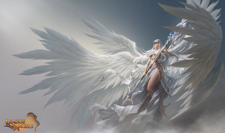 Athena - Angel of Wisdom