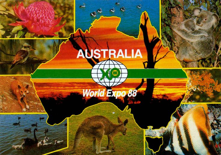 Expo 88 in Brisbane, Australia