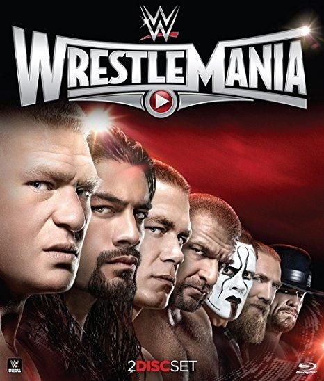 John Cena & Brock Lesnar & WWE-WWE: WrestleMania XXXI