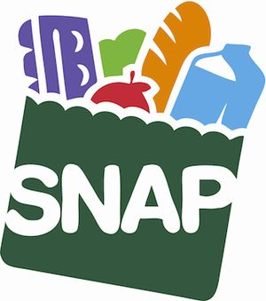 SNAP EBT (Supplemental Nutrition Assistance Program Electronic Benefit Transfer) is a government program that replaces food stamp coupons. The card is used as a payment card in stores, similar to a credit or debit card.
