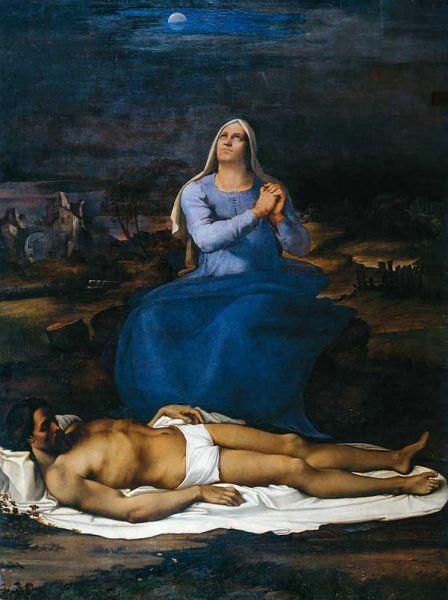[Renaissance]] Pieta, par Sebastiano del Piombo