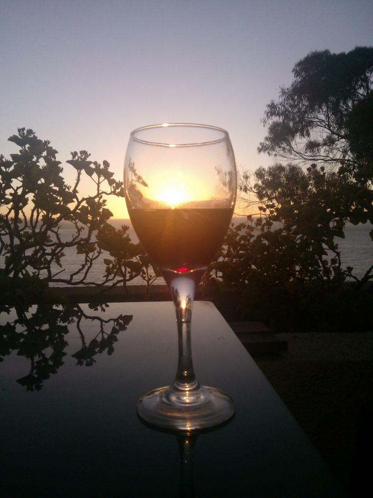 Sunset&Wine in Viña del mar, Chile.