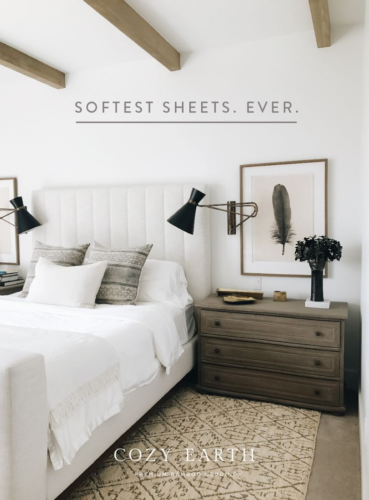 Shop the softest sheets ever with our premium bamboo bedding. Ditch your old scratchy sheets and make an upgrade so good that you will never want to leave your bed. The world�s softest bamboo sheets guaranteed. Temperature Regulating � won�t overheat, reduces humidity. Hypoallergenic. Premium 100% Viscose from Bamboo - Tested free of harmful chemicals. Easy to Wash � Stain Resistant.