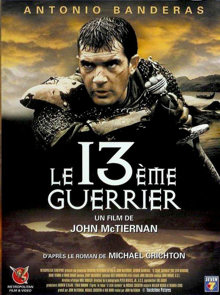 Le 13ème Guerrier (1999), de John McTiernan (d'après le Roman de Michael Crichton : « Le Royaume de Rothgarde »).