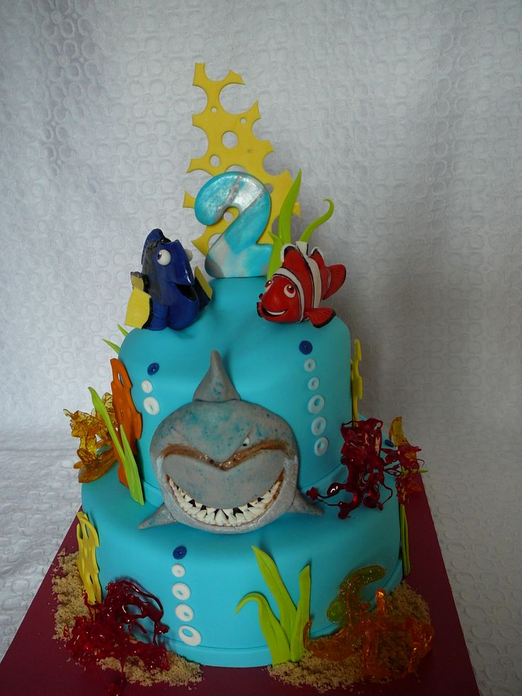 306 Best Nemo Birthday Party Ideas Images On Pinterest
