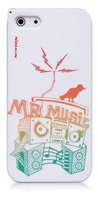Nillkin Music Case For iPhone 5