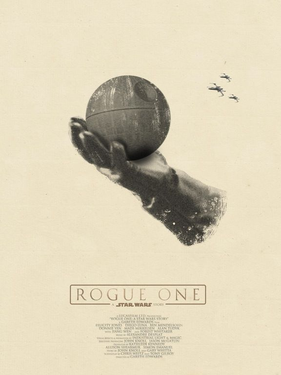 #StarWars Rogue One #Fanart