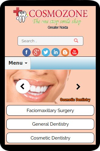 We are Now in Mobile....  Our Website www.cosmodentists.com is now available on all mobiles and ipads. Make Your Smile Beautiful!!!!!!  Visit Us...