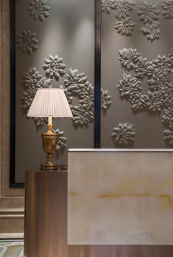 Love the mix of different styles and details #lobby