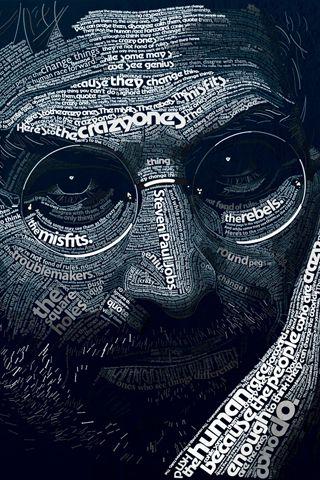 Steve Jobs Android Wallpaper HD