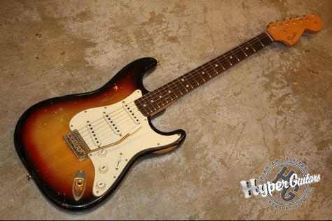 Fender USA STRATOCASTER '67(中古・ヴィンテージ)ITM0774662【Jギター楽器詳細|Fender USA】