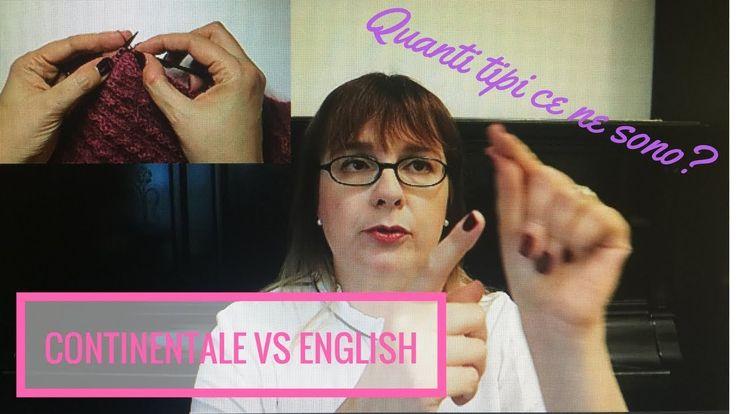 Continentale VS English: la lotta continua!