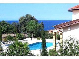 The Lookout - Spacious seaside villa & pool in unspoiled Kayalar - Kyrenia - rentals 300m to the beach, 800e per week in sept.