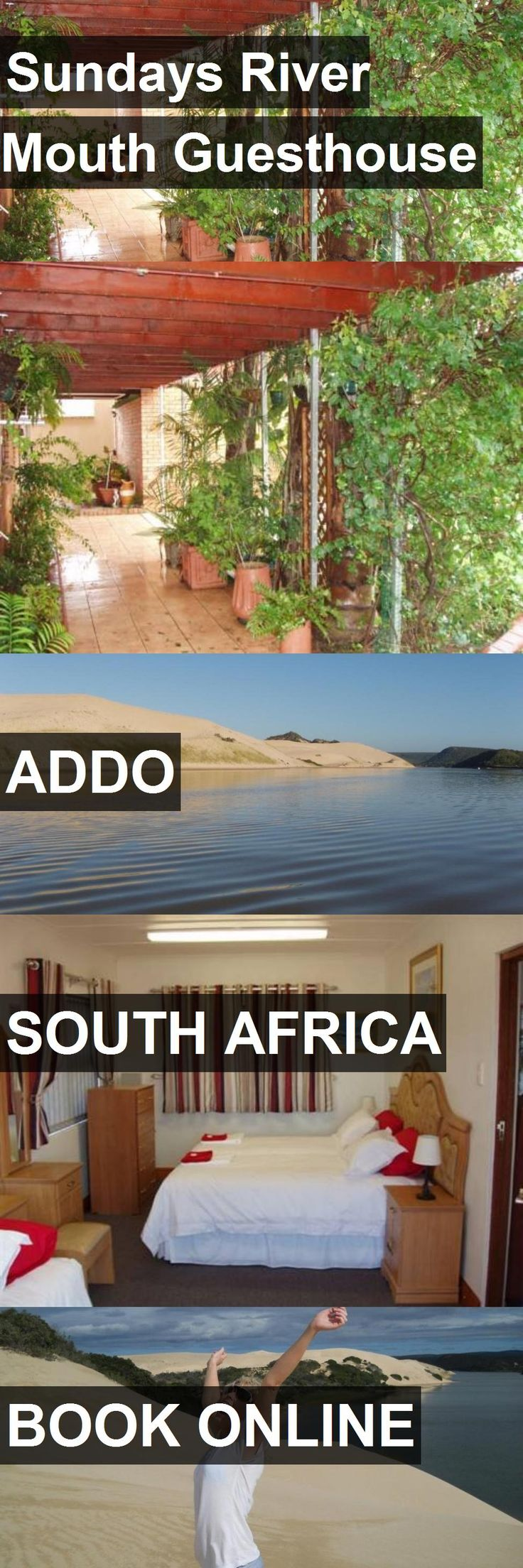 Hotel Sundays River Mouth Guesthouse in Addo, South Africa. For more information, photos, reviews and best prices please follow the link. #SouthAfrica #Addo #travel #vacation #hotel