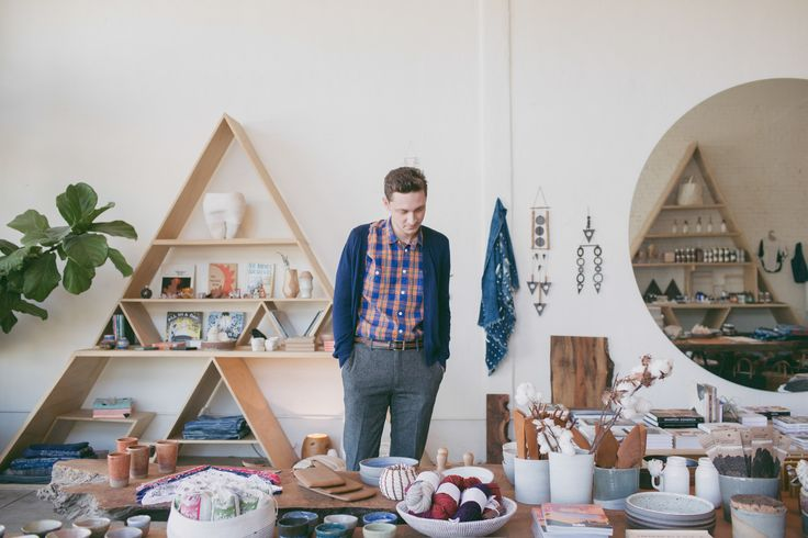 Los Angeles: General Store shot by Chantal Anderson