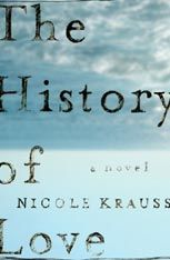 The History of Love by Nicole Krauss - sounds complex