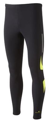 Ronhill Men's Vizion, High Visibility, Warm, Winter Running Tights