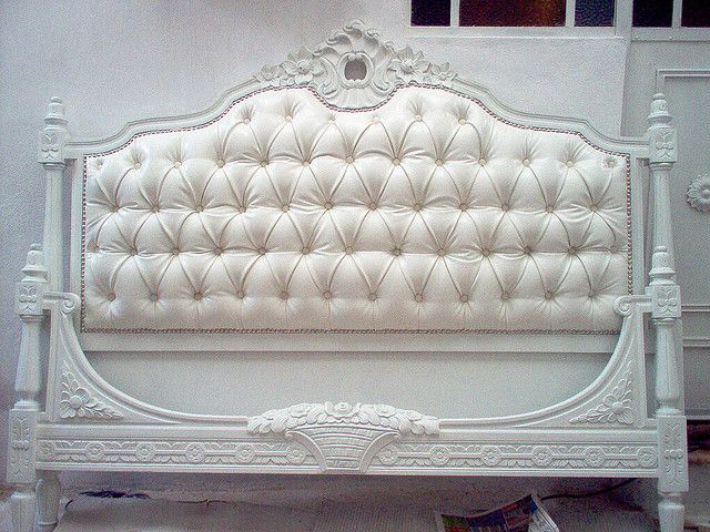 Cama Luis XVI | by la cabeza de maria antonieta