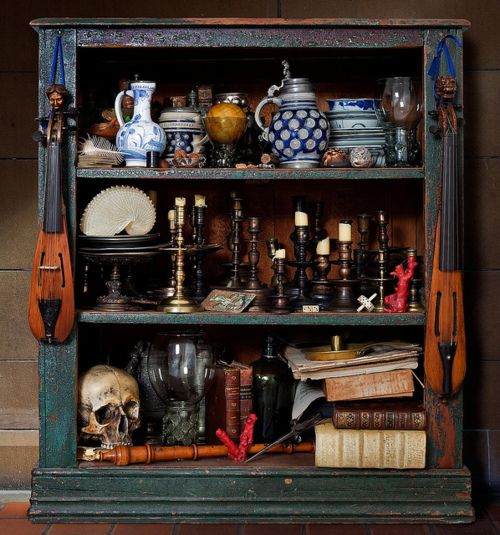 dazzlingdianavera:    A Cabinet of Curiosities unnaturalist:    by Kevin Best