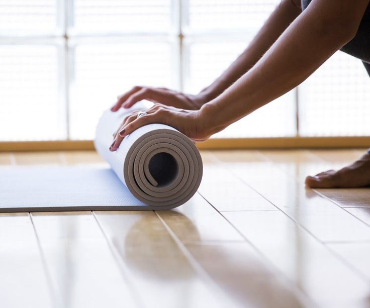 Or get comfortable at home first. http://www.prevention.com/fitness/how-to-get-into-yoga-at-any-size/slide/3