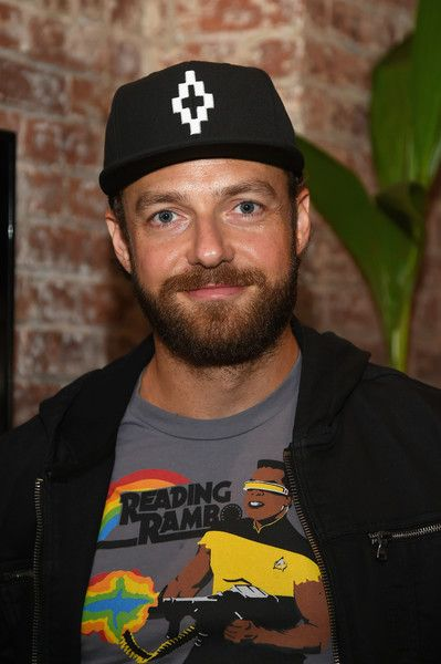 Ross Marquand - The Stars of 'The Walking Dead' Out of Costume - Photos