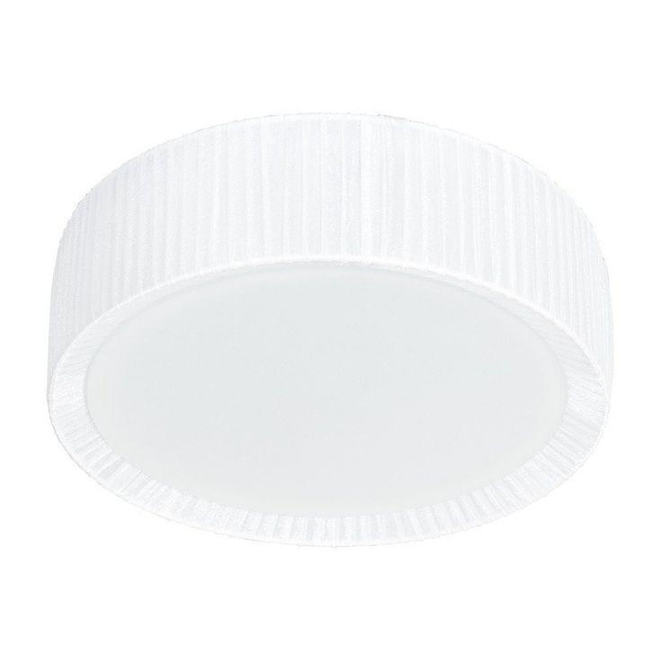 Licht-Trend Deckenleuchte »Handro Ø 45cm Weiß« weiß