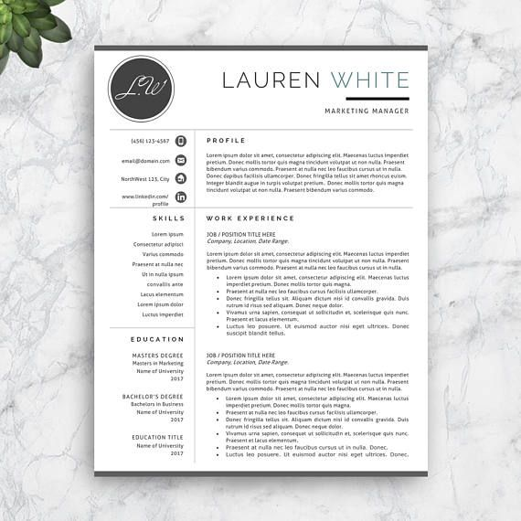28 best Resume Templates images on Pinterest Cv template - resume template for sales