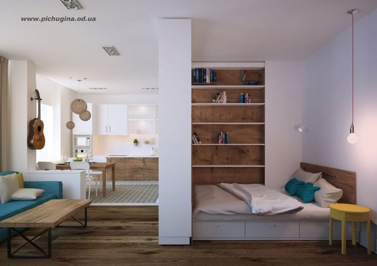 一人暮らしの部屋は、コンパクトな大きさのものが多いでしょうか。ワンルームタイプでは特に気を付けたいのがレイアウト。