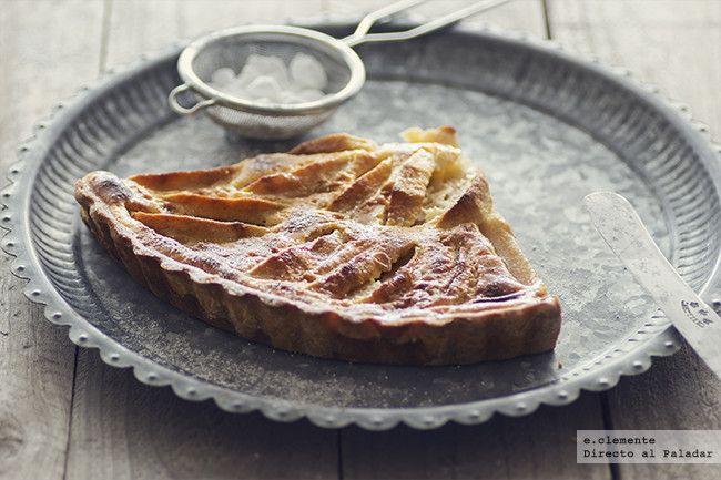 ... de recipe dulces tartas apple pie manzana receta apple sweet recipes