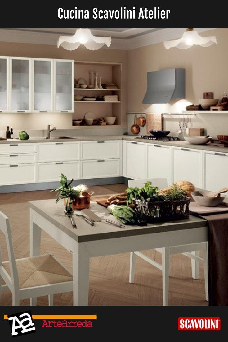 Cucina Scavolini Atelier | Cucine Scavolini in 2019 | Cucine ...