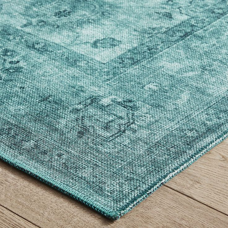 Desert Dance Turquoise Rug: 25+ Best Ideas About Teal Rug On Pinterest